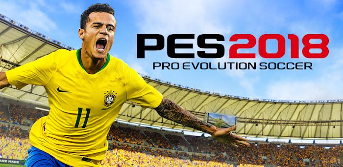 دانلود PES 2018 PRO EVOLUTION SOCCER - بازی پی اس 2018 برای اندروید و آی او اس