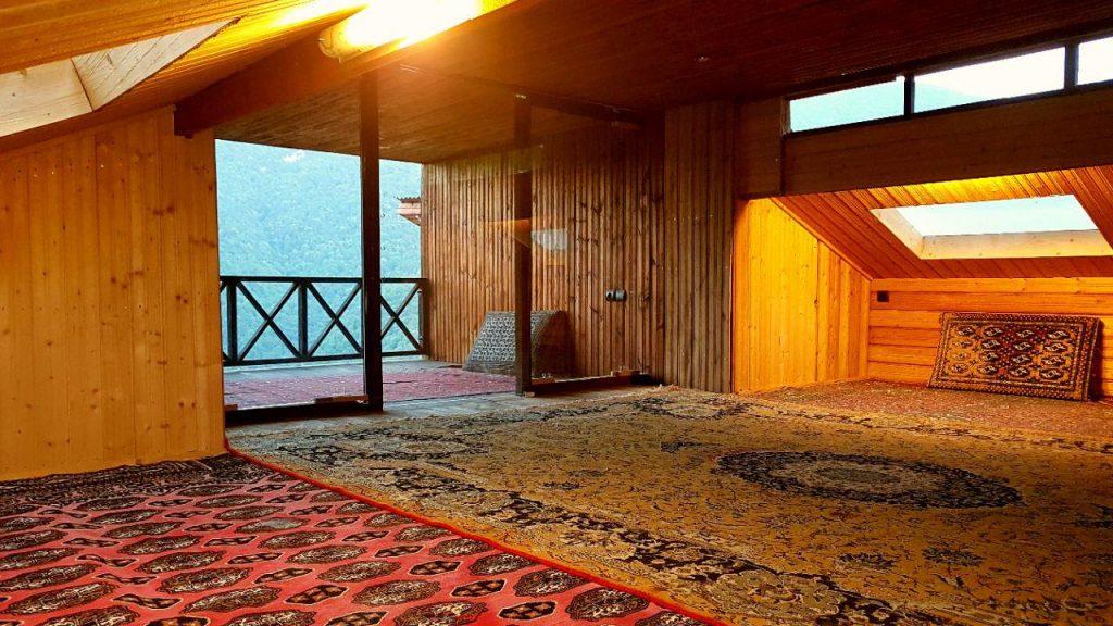 اجاره روزانه ویلا یکخوابه در پاقلعه رامیان کد۷۹۷