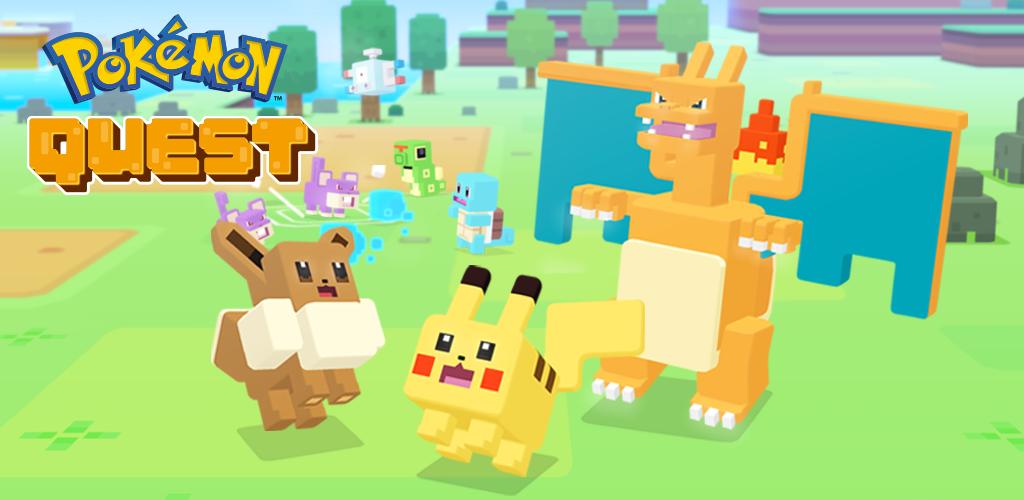 دانلود Pokémon Quest - بازی پوکمون کوست برای اندروید
