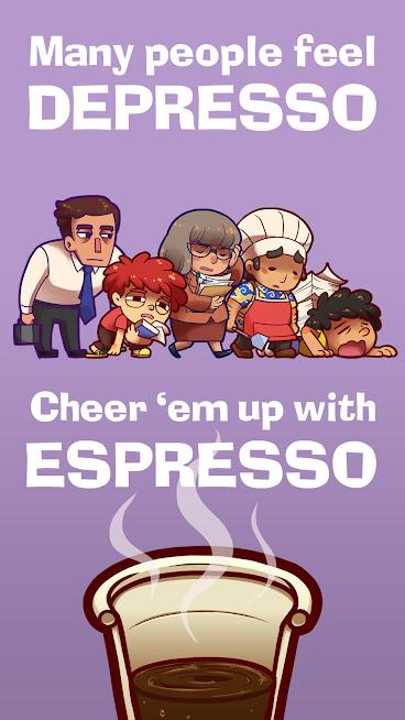 دانلود Own Coffee Shop: Idle Game 3.3.7 - بازی کافی شاپ خاص برای اندروید