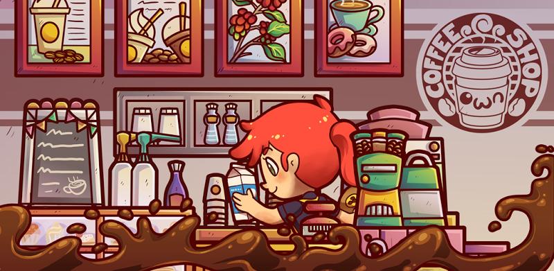 دانلود Own Coffee Shop: Idle Game - بازی کافی شاپ خاص برای اندروید