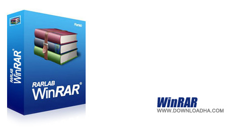 دانلود  وینرر: فشرده سازی و استخراج فایل های فشرده_WinRAR 5.60 Final
