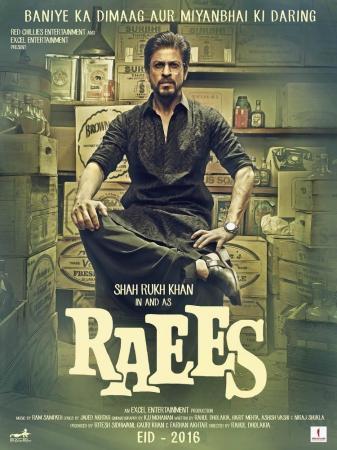 دانلود فیلم هندی raees2017