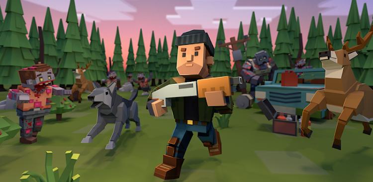 دانلود Cube Survival: LDoE - بازی اکشن و وحشتناک مکعب بقا برای اندروید + مود + دیتا