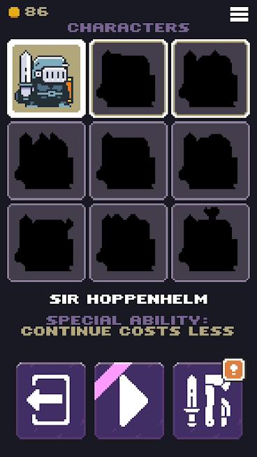 دانلود Hoppenhelm 1.0.30 - بازی آرکید فوق العاده هاپنهلم برای اندروید و آی او اس