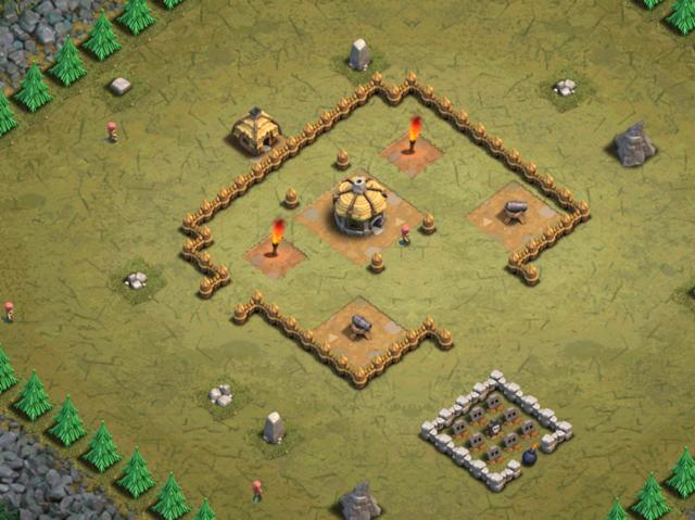 آموزش سینگل پلیر مرحله سه Single Player مرحله ۳ Goblin Outpost