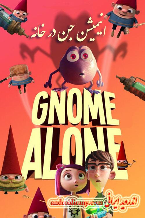 دانلود دوبله فارسی انیمیشن جن در خانه Gnome Alone 2017