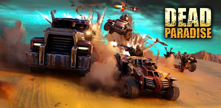 دانلود Dead Paradise: The Road Warrior - بازی اکشن بهشت مرده برای اندروید + مود