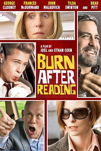 دانلود فیلم Burn After Reading 2008
