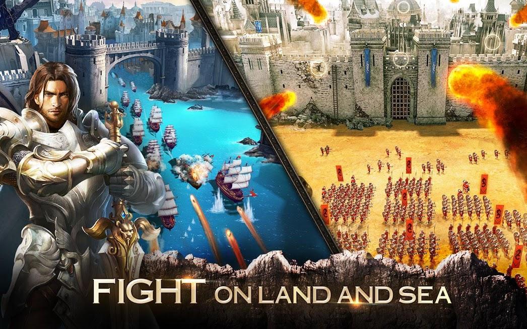 دانلود Lords of Conquest 0.17.13 - بازی استراتژی اربابان فتح برای اندروید و آی او اس + دیتا