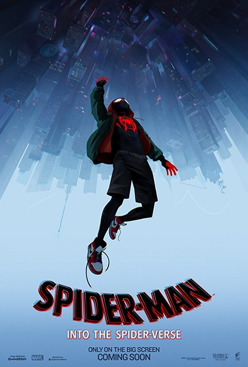 دانلود انیمیشن Spider-Man: Into the Spider-Verse 2018