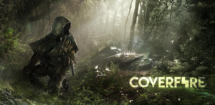 دانلود Cover Fire: shooting games - بازی اکشن پشتیبانی آتش برای اندروید و iOS + مود + دیتا