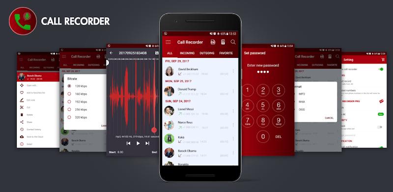 دانلود Auto call recorder Pro - برنامه ظبط خودکار تماس ها برای اندروید