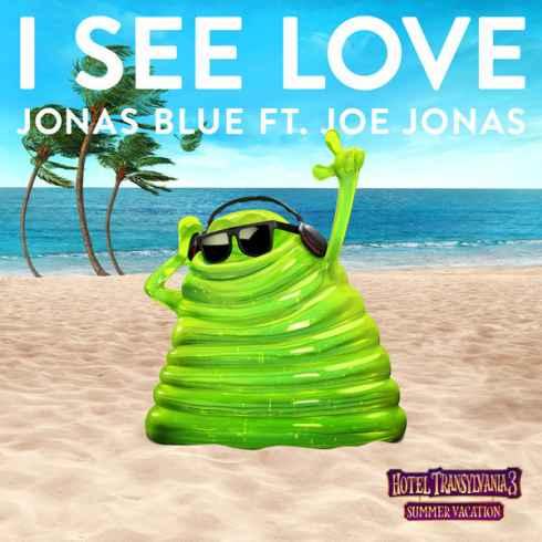 متن و ترجمه آهنگ  I See Love از Jonas Blue با همراهی Joe Jonas