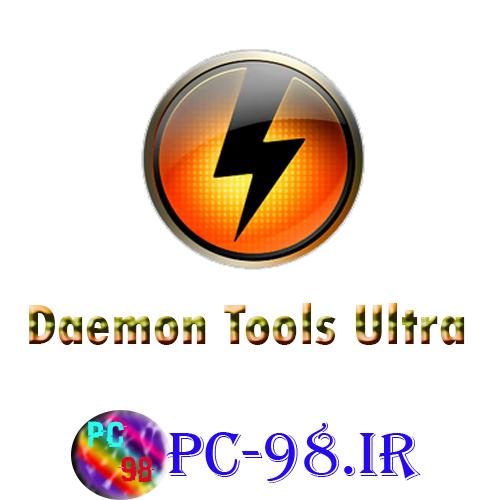 دانلود نرم افزار Daemon Tools Ultra