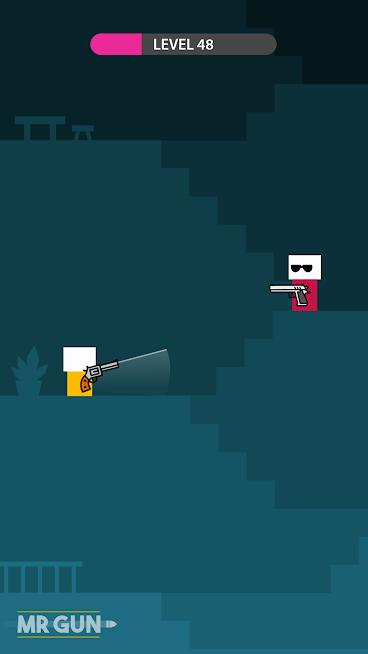 دانلود Mr Gun 1.4.2 - بازی جذاب و اعتیاد آور آقای تفنگ برای اندروید و آی او اس + مود