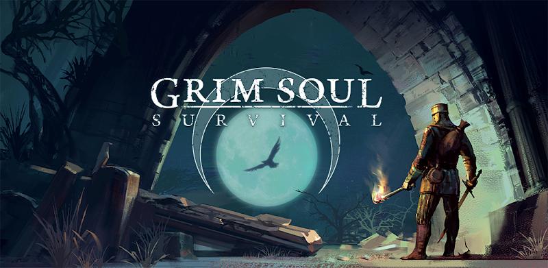 دانلود Grim Soul: Dark Fantasy Survival - بازی روح گیریم : بقا فانتزی و تاریک برای اندروید + مود