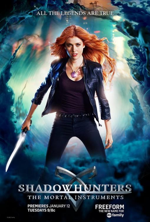 دانلود سریال Shadowhunters: The Mortal Instruments