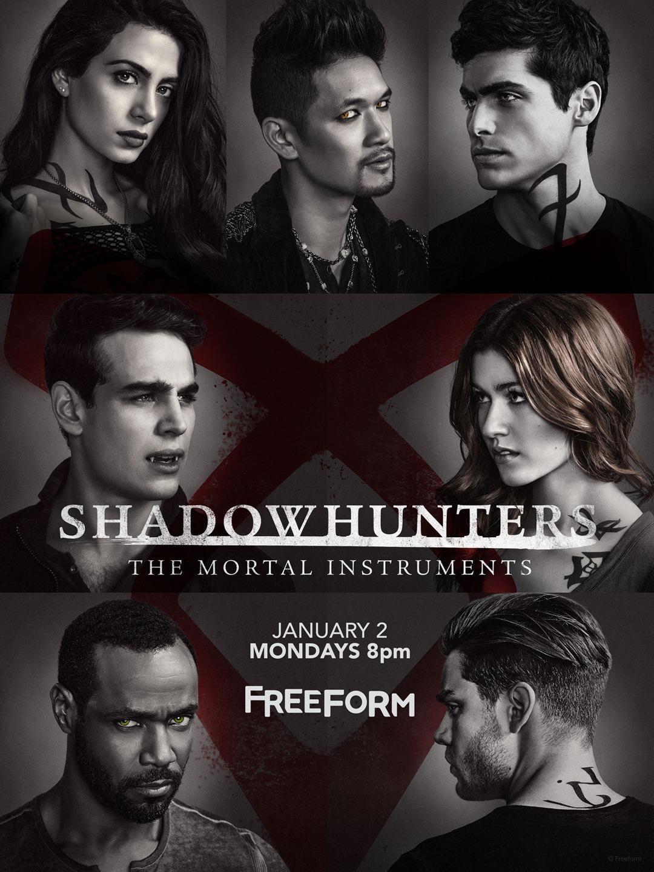 دانلود سریال Shadowhunters