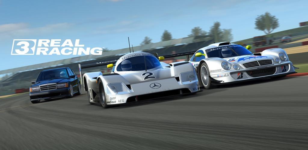 دانلود Real Racing 3 - بازی مسابقه ریسینگ واقعی 3 برای اندروید + مود
