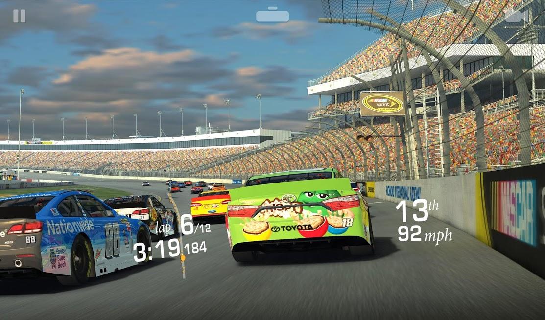 دانلود Real Racing 3 6.5.2 - بازی مسابقه ریسینگ واقعی 3 برای اندروید + مود