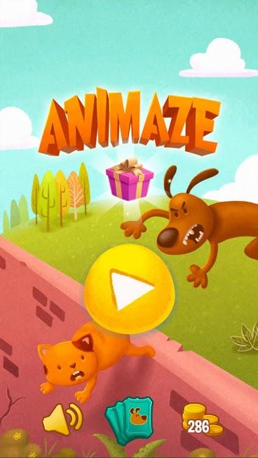 دانلود Animaze! 1.1 - بازی پازلی دوست داشتنی انیماز برای اندروید و آی او اس + مود