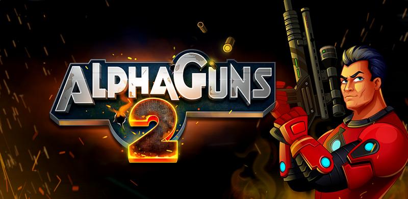 دانلود Alpha Guns 2 - بازی اکشن اسلحه های آلفای 2 برای اندروید + مود