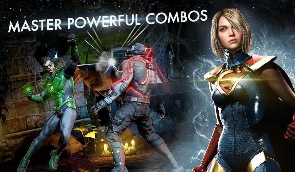 دانلود Injustice 2 2.4.2 - بازی اکشن و مبارزه ای بی عدالتی 2 برای اندروید و آی او اس + مود + دیتا