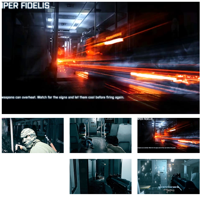 بتلفیلد3 مرحله 1(Battlefield 3 Mission 1-PC)