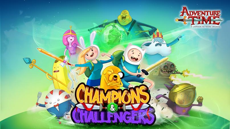 دانلود Champions and Challengers 1.4 - بازی زمان ماجراجویی برای اندروید و آی او اس + دیتا