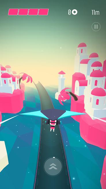 دانلود Flip : Surfing Colors 0.4.5 - بازی آرکید جسور: موج سوار رنگ ها برای اندروید و آی او اس + مود