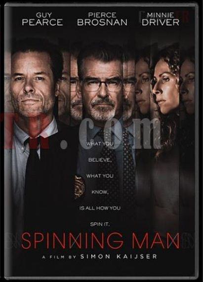 دانلود فیلم Spinning Man 2018 با زیرنویس فارسی