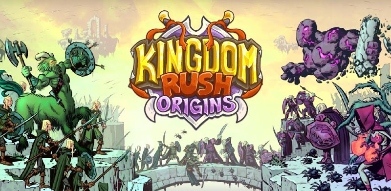 دانلود Kingdom Rush Origins - بازی ریشه های پادشاهی راش برای اندروید و آی او اس + مود + دیتا