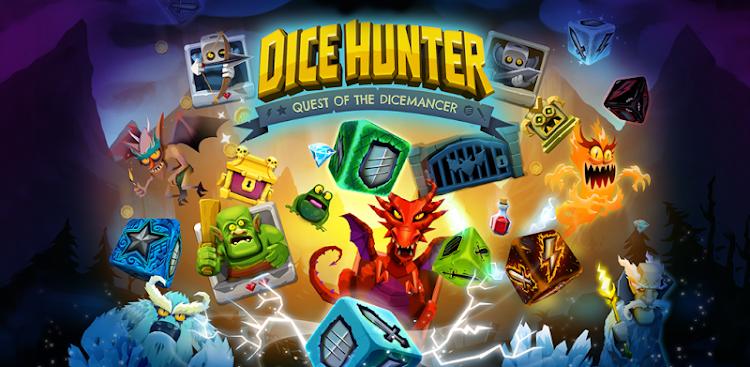 دانلود Dice Hunter - بازی نقش آفرینی شکارچی تاس برای اندروید و آی او اس + مود