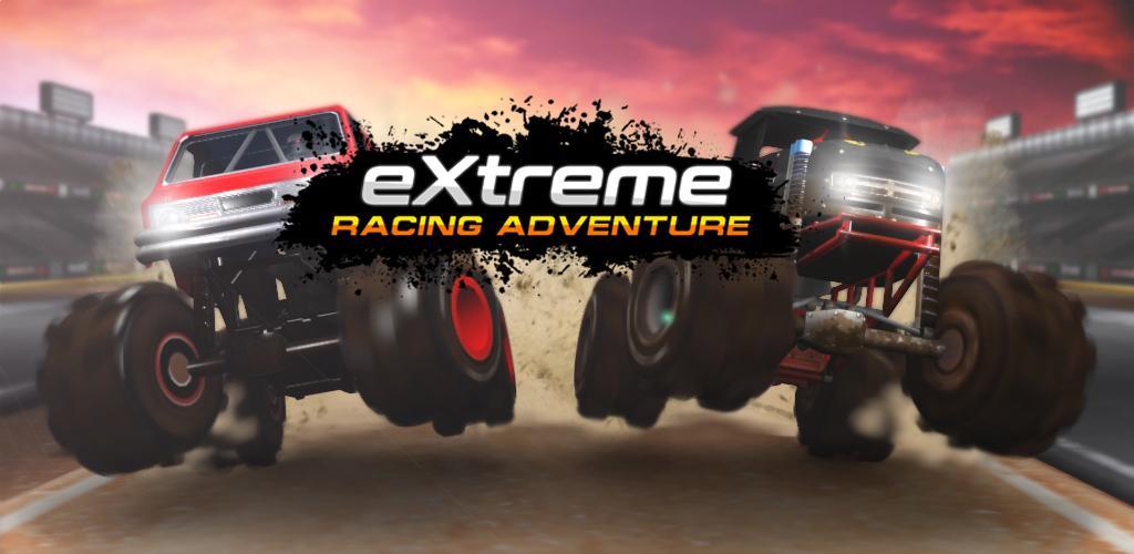 دانلود Extreme Racing Adventure - بازی مسابقه افراطی ماجراجویی برای اندروید و آی او اس + مود