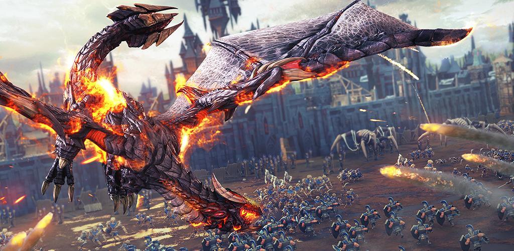 دانلود Art of Conquest: Dragon Dawn - بازی استراتژیک هنر فتح برای اندروید و آی او اس + دیتا