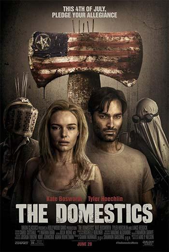 دانلود فیلم The Domestics 2018 با زیرنویس فارسی