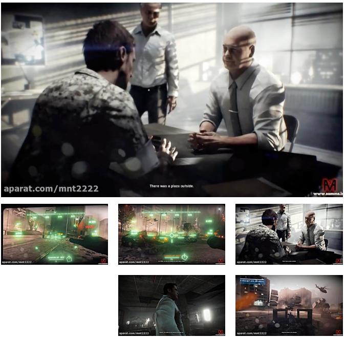 بتلفیلد3 مرحله 8(Battlefield 3 Mission 8-PC)