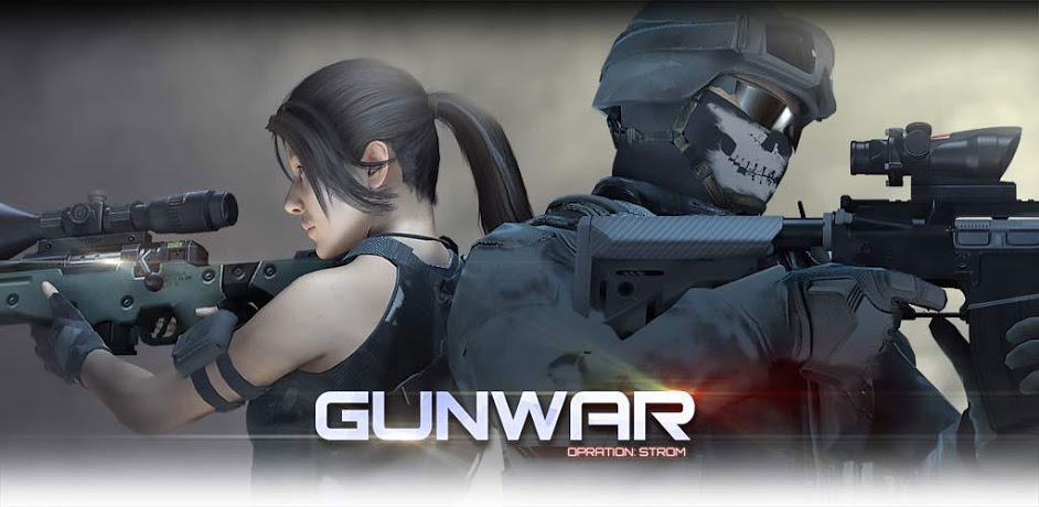 دانلود Gun War: Shooting Games - بازی اکشن تیراندازی سلاح جنگ برای اندروید و آی او اس + مود