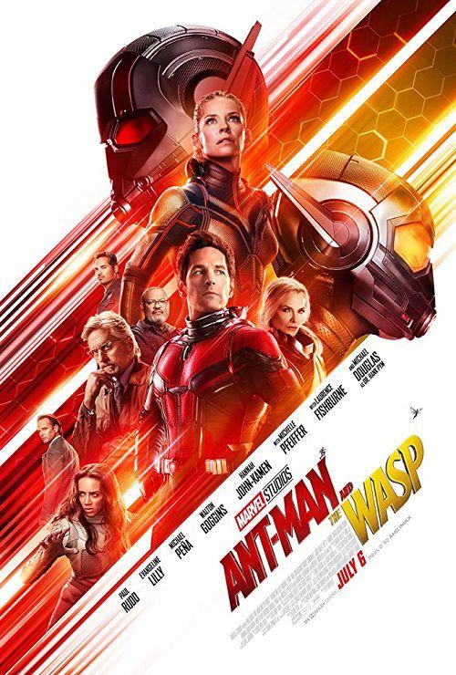 دانلود فیلم مرد مورچه ای و زنبورک با دوبله فارسی Ant-Man and the Wasp 2018
