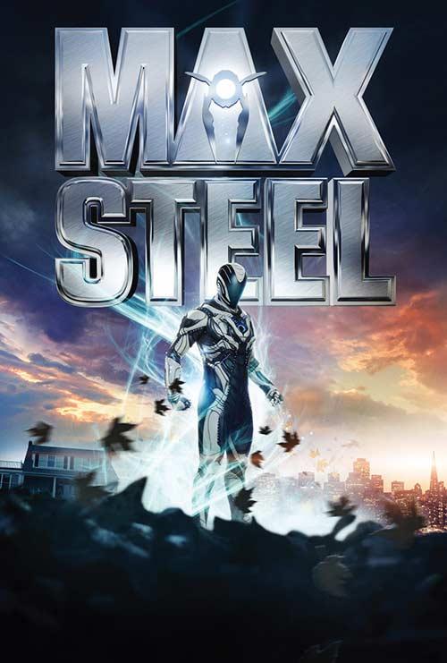 دانلود فیلم مکس استیل Max Steel 2016 با دوبله فارسی