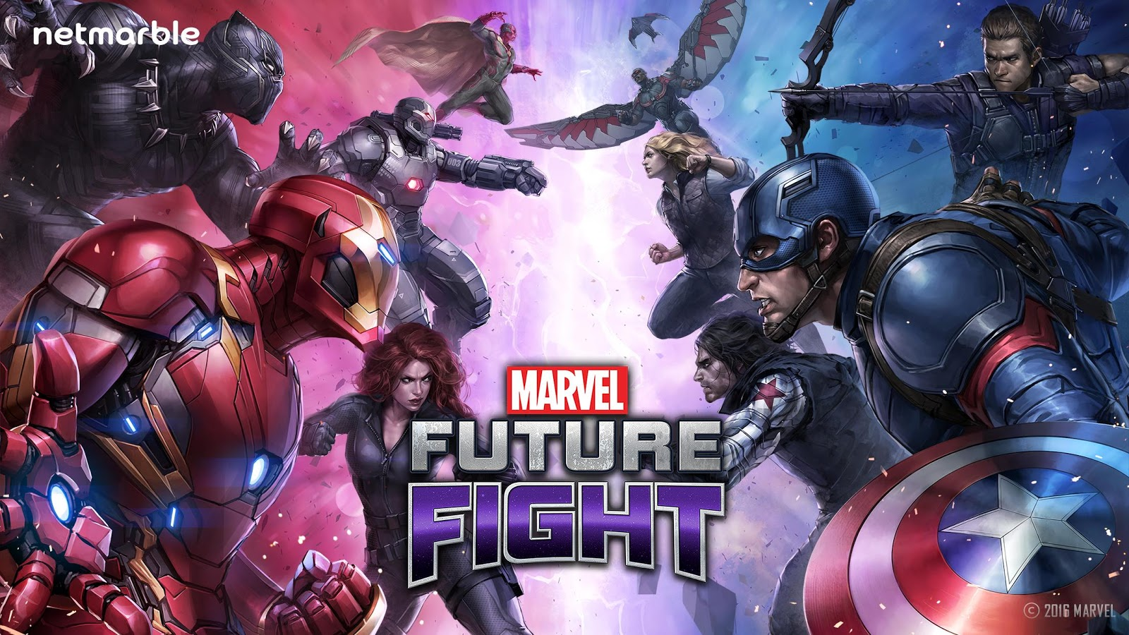 بازی Marvel future fight