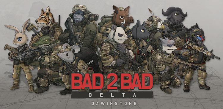 دانلود BAD 2 BAD: DELTA - بازی رقابتی بد 2 بد: دلتا برای اندروید و آی او اس + مود
