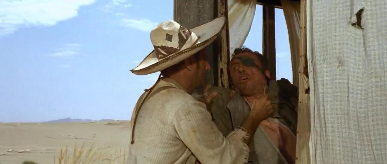 تماشای آنلاین فیلم The Good The Bad And The Ugly 1966