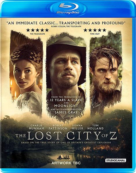 دانلود فیلم شهر گمشده زی The Lost City Z 2016 دوبله فارسی