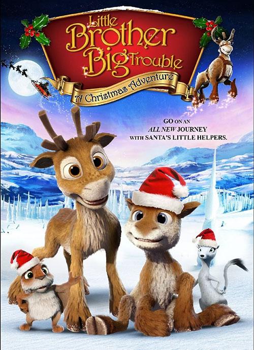 دانلود رایگان انیمیشن ماجراجویی کریسمس دوبله فارسی