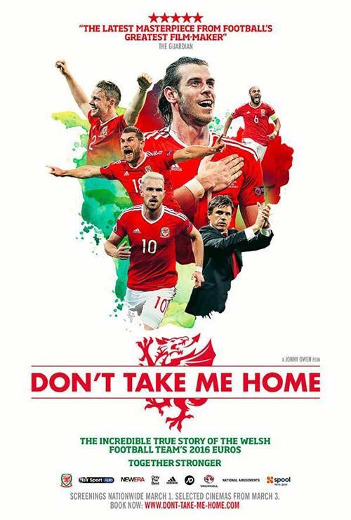 دانلود فیلم Dont Take Me Home 2017