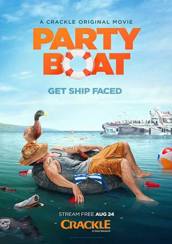 دانلود فیلم Party Boat 2017 با لینک مستقیم