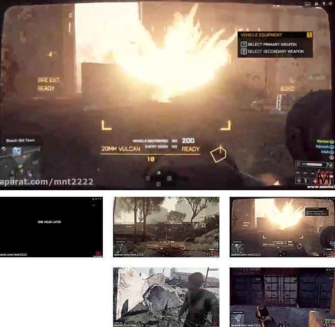 بتلفیلد4 مرحله 7(Battlefield 4 Mission 7-PC)
