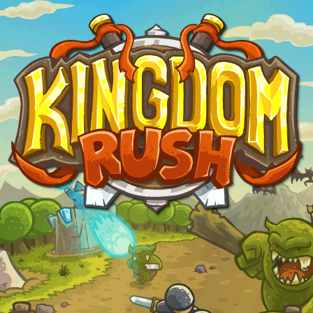 بازی فلش kingdom rush